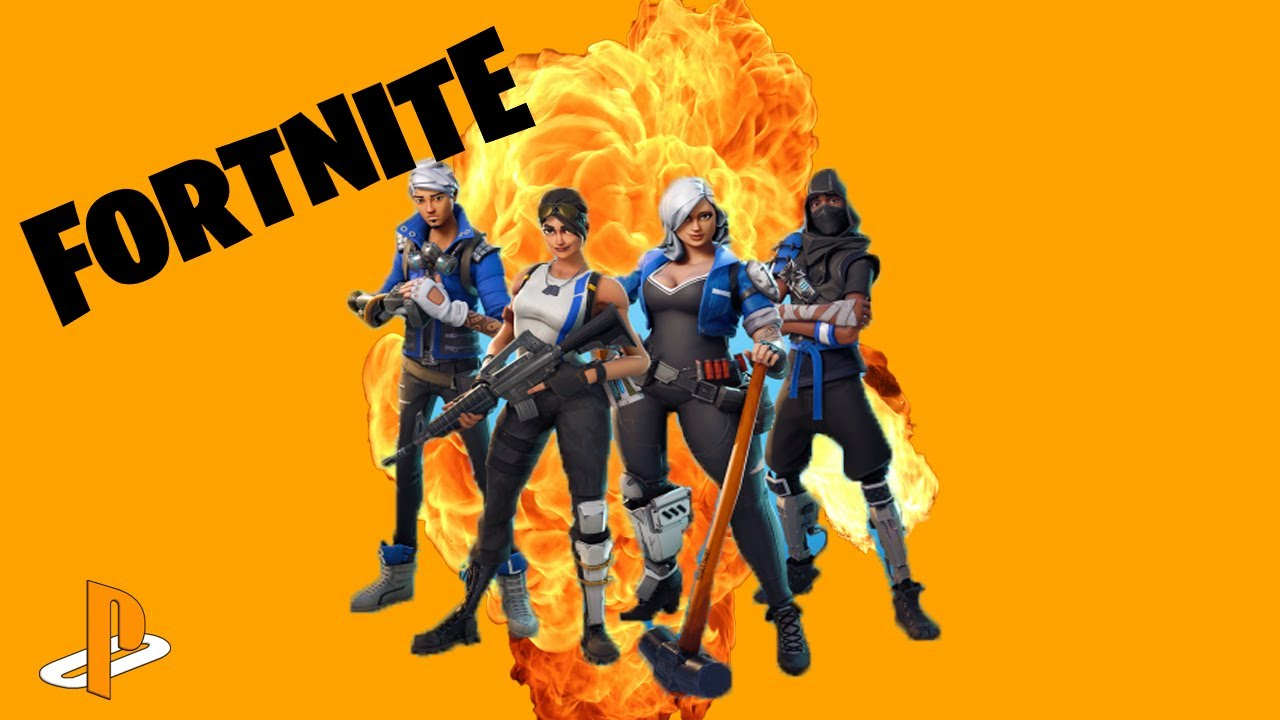 Fortnite ALL characters and classes - YouTube