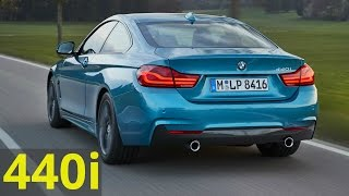 2017 BMW 440i Coupe - Luxury Sport Coupe (326 hp)