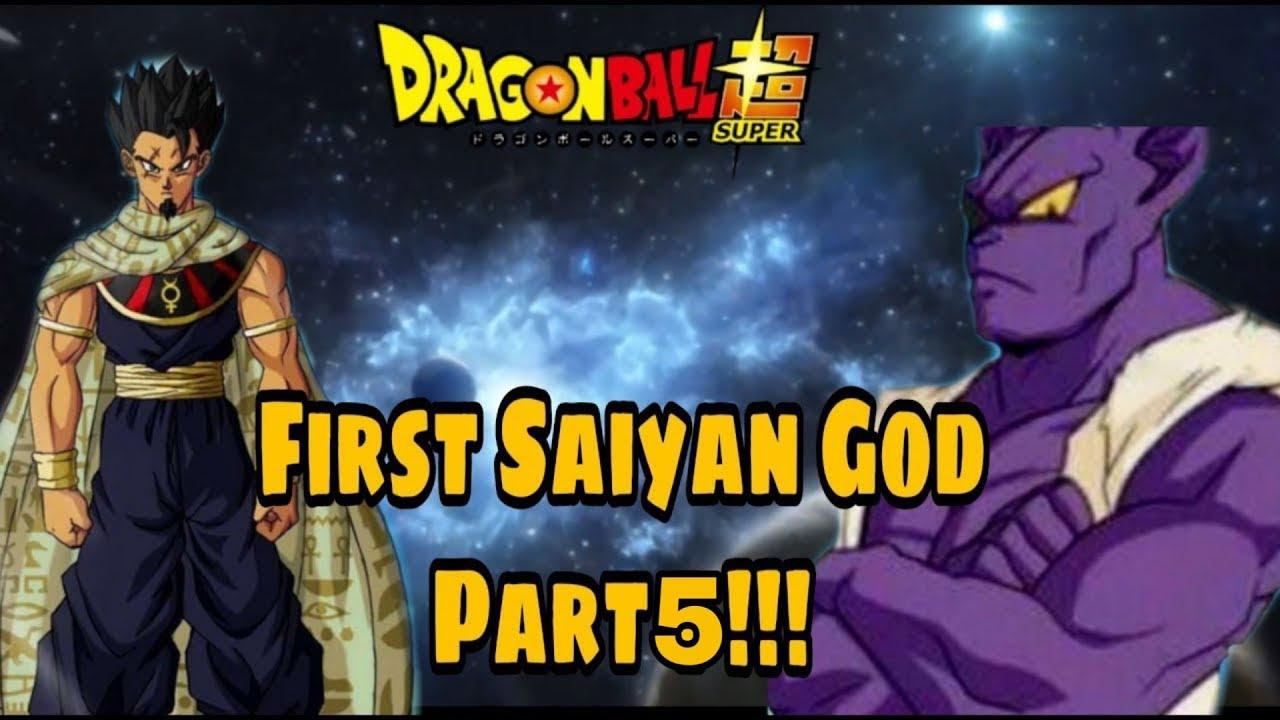 Download First Saiyan God & Beerus Home Planet | Dragon Ball Infinity Part 5 (HINDI)