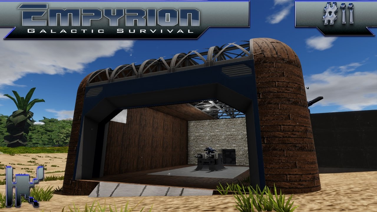 Let 39 S Play Empyrion Galactic Survival Episode 11 Better Homes Bases Youtube