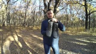 Видеообзор - Ботинки зимние кожаные мужские Makas (304-13-01)