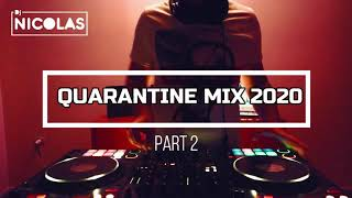 Arabic DJ Mix Live Mix Top Party Songs Part 2 - Quarantine 2020 / ميكس ديجي رقص حجر كورونا