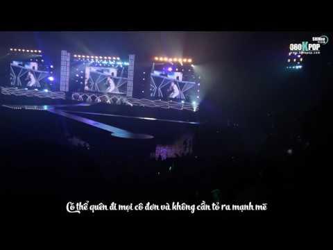 [Vietsub][Fancam] 160514 SHINee Minho - Kiseki (GreeeeN cover) @ Kyocera Dome Osaka
