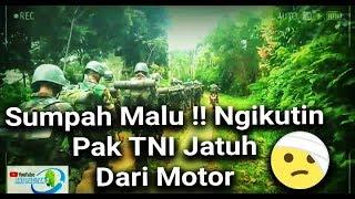 Gambar cover Vlogs Memalukan Bersama PAK TNI DI Pacitan Jatuh Guys
