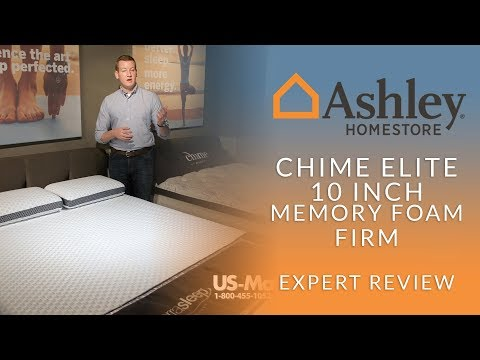Ashley Chime Elite 10 Inch Memory Foam Firm Mattress Expert Review