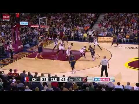 Chicago Bulls vs Cleveland Cavaliers   Full Game Highlights   April 5, 2015   NBA 2014 15 Season 720