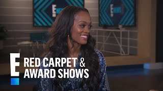 Rachel Lindsay Talks Secret Dates With Fiance | E! Live from the Red Carpet