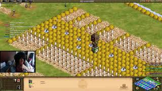 Age Of Empires II - Tower Defense !
