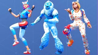 Fortnite All Dances Season 1-7
