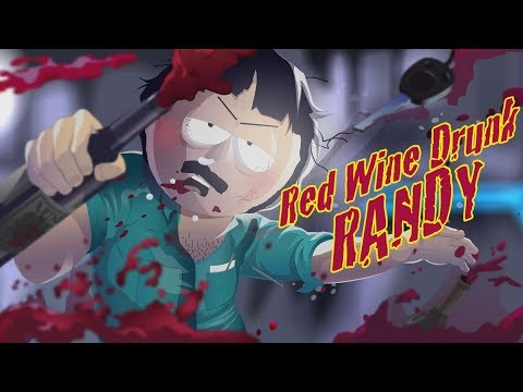 South Park: The Fractured But Whole - Red Wine Drunk Randy Boss Fight #13