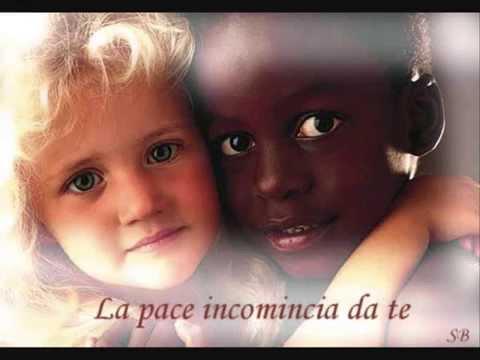 """Piccolo Coro Dell'Antoniano - """"Se La Gente Usasse Il Cuore"""""""