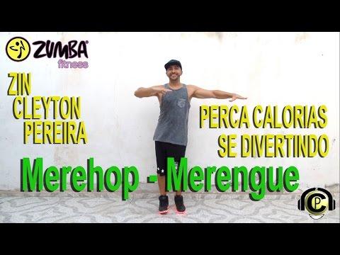 My First Class - 06 Merehop - Merengue - Zumba (Zin Cleyton Pereira)