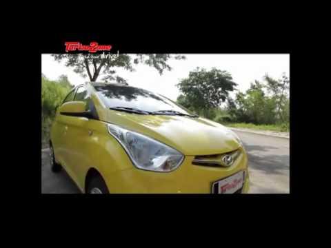 Hyundai EON featured on Turbo Zone