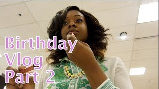 Vlog | NYC Bday aftermath Part 2