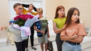 ¡Sava se enamoró perdidamente de Eva! ¿Qué harán los amigos por amor?