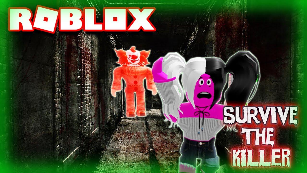 LA RAGE PREND POSSESSION DE MOI ! | Roblox Survive The Killer