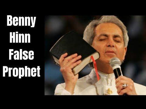 Benny Hinn False Prophet