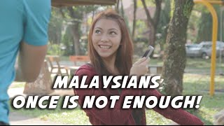 MALAYSIA - ONCE IS NOT ENOUGH! | Shawn Lee