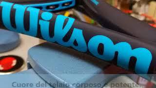 facci3 0 racchetta tennis wilson ultra 100 cv