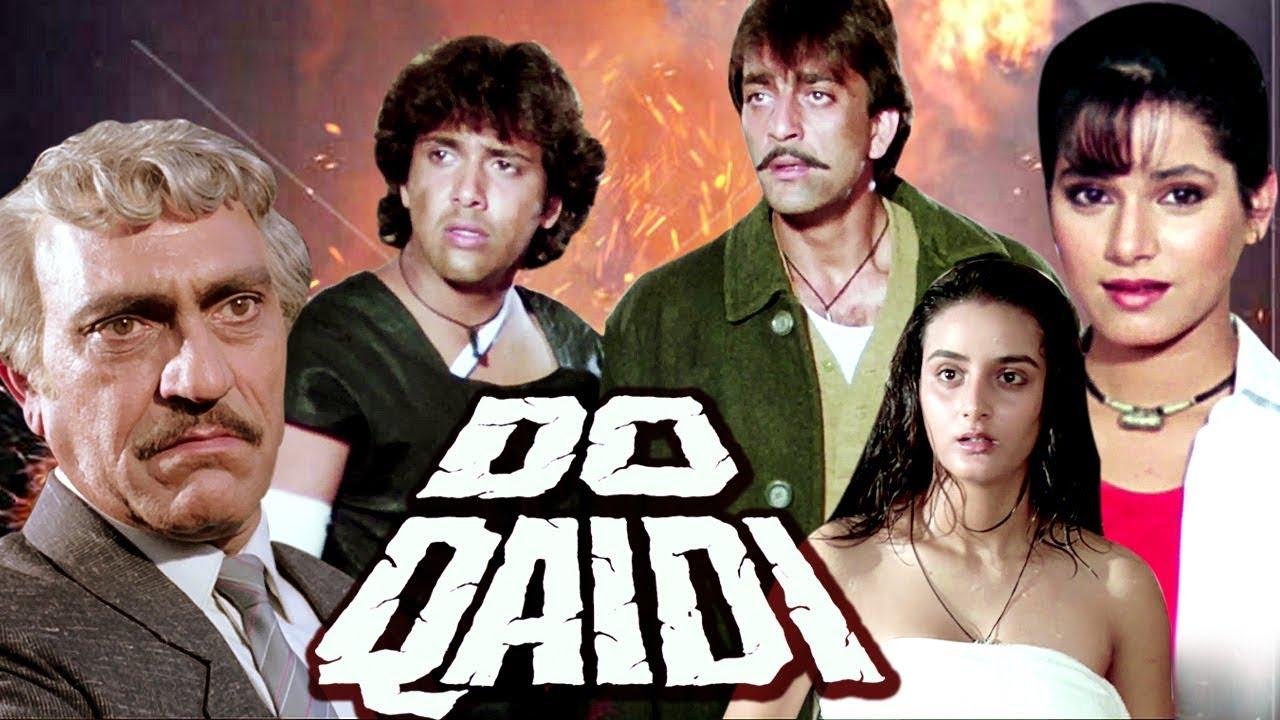 Do Qaidi Full Movie | Hindi Action Movie HD | Sanjay Dutt ...