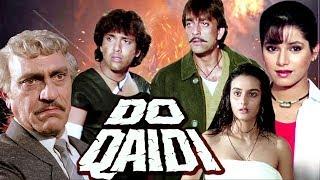 Do Qaidi Full Movie | Hindi Action Movie HD | Sanjay Dutt | Govinda | Neelam |Bollywood Action Movie