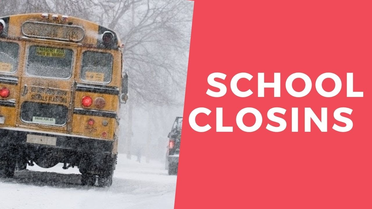 N.J. school closings, delayed openings due to snow (Wednesday ...