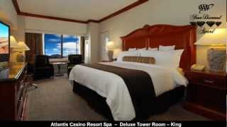 Atlantis Casino Resort Spa - Reno Nevada - Deluxe Tower Room - King