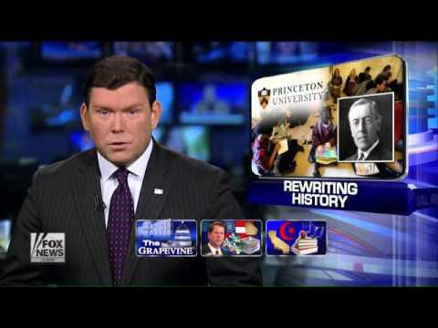 Grapevine: Princeton University considers rewriting history