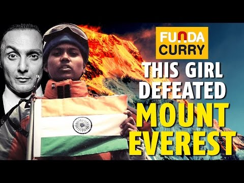 Funda Curry | How Poorna defeated Mount Everest