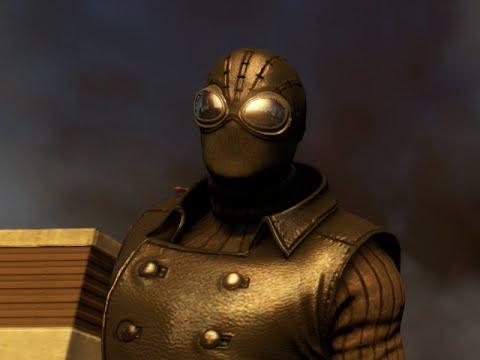 The amazing spider man 2 videogame spider man noir - Spiderman noir 3 ...
