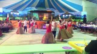 Madrileña - Philippine Folk Dance (Engineering) nueva vizcaya