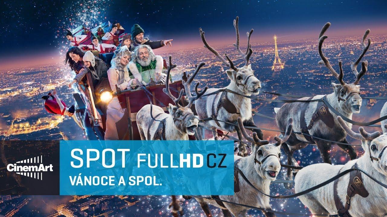 Vánoce a spol. / Santa & Cie. (2018) HD spot