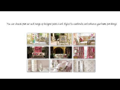 Looking for Made to Measure Curtains and Roman Blinds Online