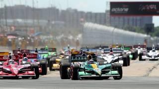 第10戦エドモントン決勝の模様をインディカー・ドライバーのロジャー安...