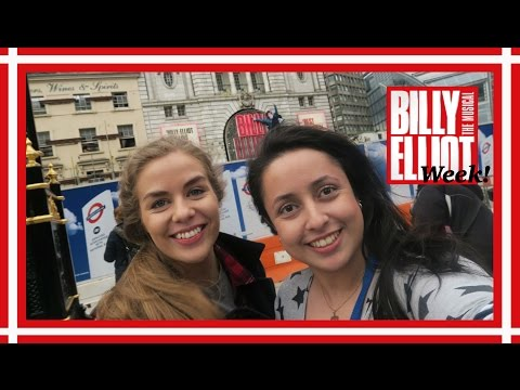 Billy Elliot The Musical Final Show - Vlog 2016