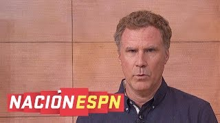 Will Ferrell makes his best sales speech in an attempt to recruit Chicharito to Los Angeles FC. Watch ESPN on YouTube TV: http://ow.ly/1YWF30aFCi3 ...