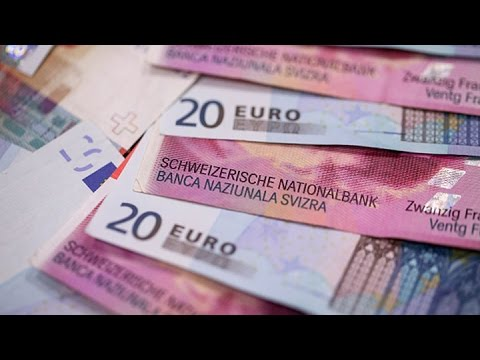 Sinking Euro Forced Swiss National Bank Exchange Rate Move: Jeremy Siegel