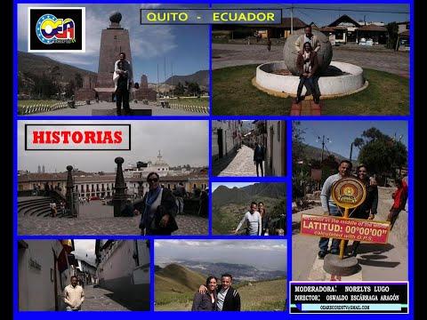 HISTORIAS  ........    QUITO       (   ECUADOR  )