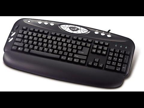 driver keyboard genius k640