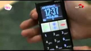 emporia RL1 de Vodafone en el programa A Vivir Bien de TV CyL (14.07.11)