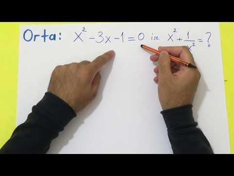çarpanlara Ayırma - Kolaydan Zora -şenol Hoca Şenol Hoca Matematik