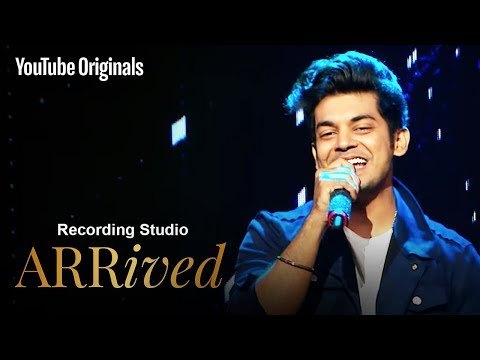 Recording Studio | Sam Chandel | #ARRivedSeries