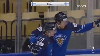 Eishockey WM 2018 - Finnland vs. Norwegen 7:0 / Highlights Sport1