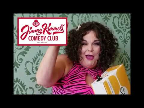 Jimmy Kimmel's Comedy Club At The LINQ Promenade Introduces Vicki Barbolak's TRAILER PARK TUESDAY