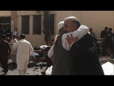 Pakistan Mourns After Bombing at Hospital Kills At Least 74, Including Dozens of Lawyers