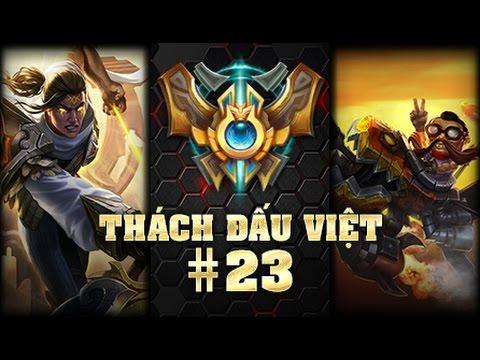 [Thách đấu Việt] Trận đấu toàn sao BM Optimus, BM QTV, BM Archie, BM Junie, BM Tik