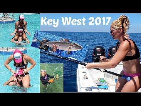 Key West 2017|Lobster Hunting|Deep Sea Fishing