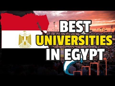 Best Universities In Egypt