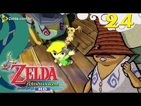 Zelda: The Wind Waker HD #24 - Melhor que fazer negócios na China