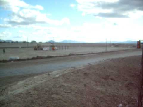 Jan 24th  Death Valley Raceway